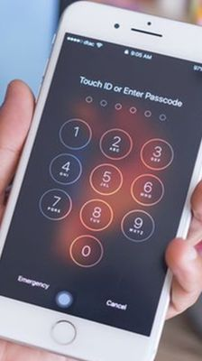 iPhone 7 plus   xoá mật khẩu màn, vô hiệu hoá