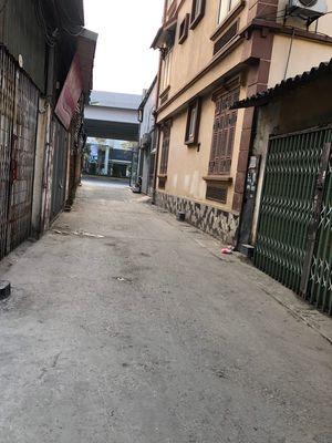 Mảnh đất 39m2 ngõ 307 Phạm Văn Đồng