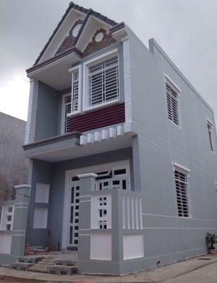 Nhà Đẹp 1Trệt 1Lầu 58m2.