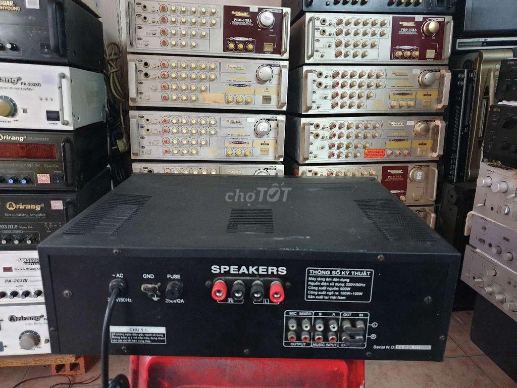 0906976009 - Ampli karaoke Vitek ka8 915N (8con)