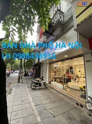 Bán Cửa hàng Nguyễn Thái Học 23m2 2T MT3.9m 8.2 tỷ