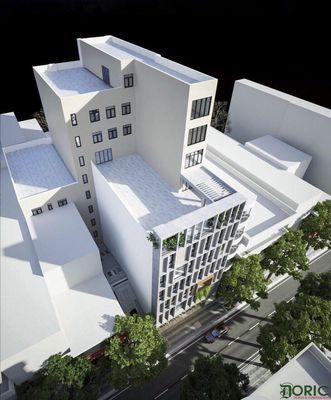 Nhà 11 tầng Phó Đức Chính , NTB , Q1 : 620m2