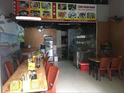 Bán gấp Kiot đang kinh doanh Linh Đàm giá 2,45 tỉ