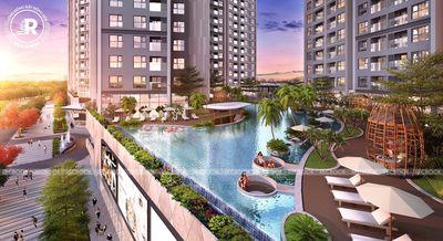 Bán chung cư Hoàng Huy Commerce, giá chỉ từ 1,6 tỷ