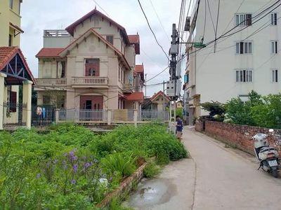 Bán mảnh đất chỗ cỏ mọc tại đông dư gia Lâm HN