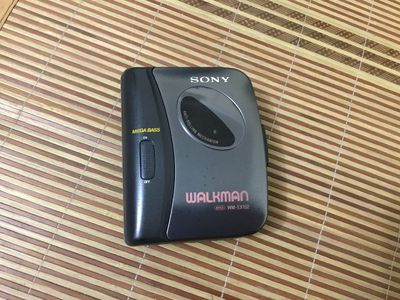 Sony Walkman cassete