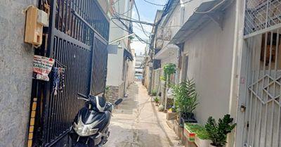 Cách mặt tiền 8m,Phố Ẩm Thực,Vĩnh Khánh,Quận 4.