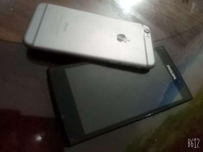 Cần bán xác iphone 6 & philipne