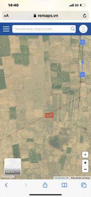 Bán lô đất 13338m2 Hoà Thắng mặt tiền liên huyện