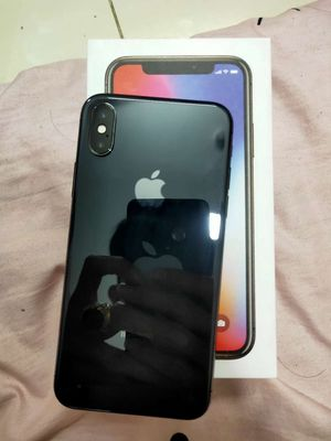 IPhone X 256G FuLLBOX VN Co Giao luu Android
