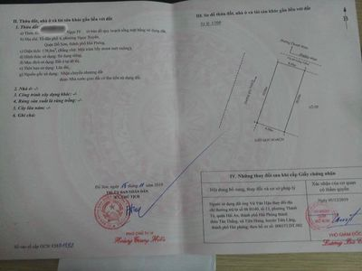 Bán lô đất Tuyến 1 Thanh Niên, Đồ Sơn, Giá rẻ