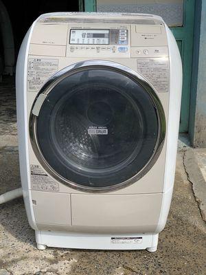 Máy giặt Hitachi 5400 năm 2012 9kg điện 100V