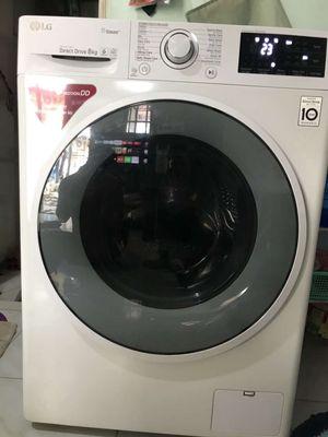 0977599028 - Máy giặt LG inverter 8ky mới 99%