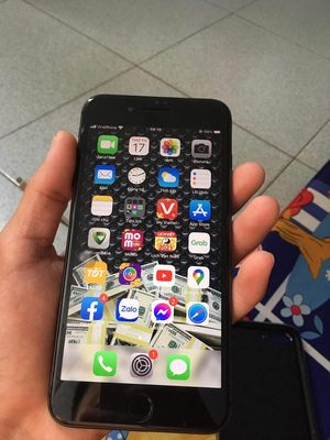 Iphone 8plus xám còn BH tại cellphones hơn 5th