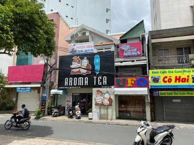 Cho thuê nhà mặt tiền 116 Bình Giã Tân Bình 8x6m