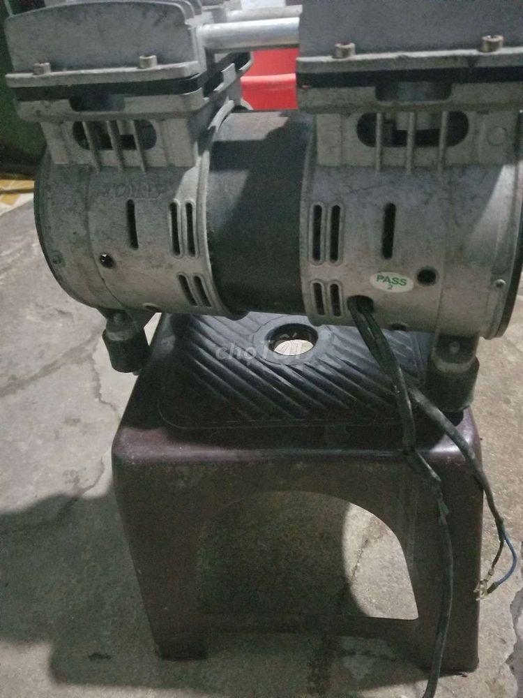 Cần bán motor máy bơm hoi như hình