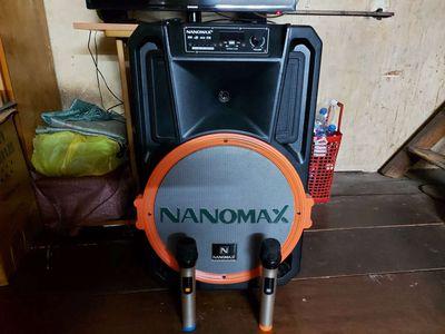 Can ban loa nanomax 4tat nhu hinh