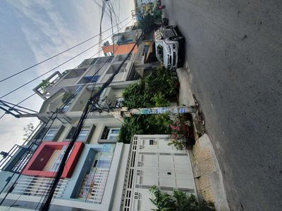 Nhà 4 Tầng Lê Thị Bạch Cát, P11, Quận 11.
