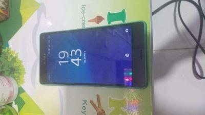 Sony Xperia Z3 Compact Xanh lá