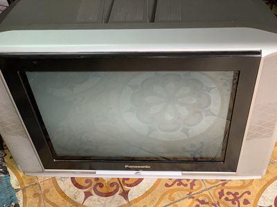 """Tivi Panasonic đời cũ 21"""" màn hình phẳng,"""