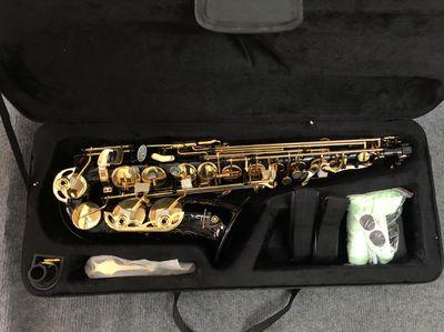 Kèn saxophone alto yamaha màu đen giá rẻ