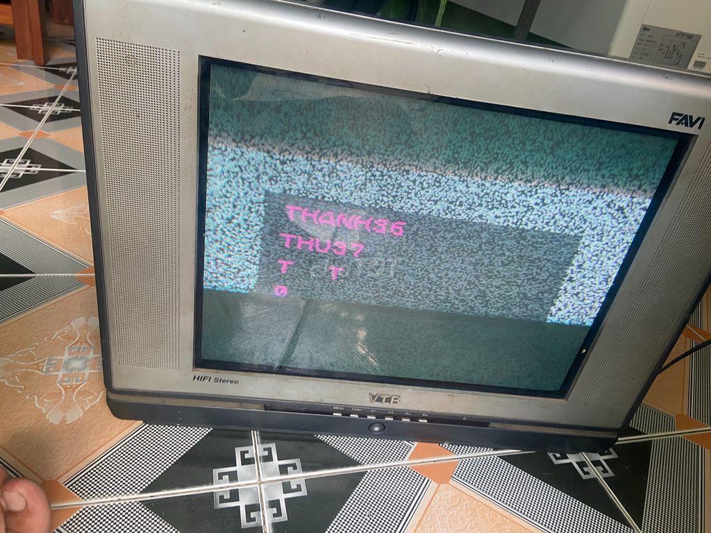 0941801740 - Thanh lí tí vi củ cấm điện có cáp xài bình thường
