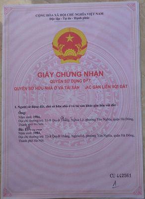 Đất đấu giá khu đồng cổng làng TT Xuân Mai