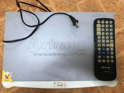 đầu karaoke arirang 5 số AR-3600