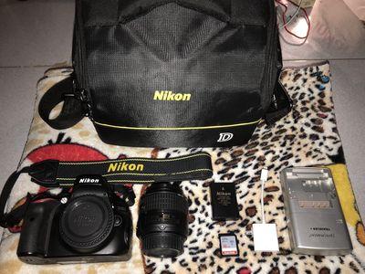 Máy ảnh DSLR Nikon D5100  (1533 shot)