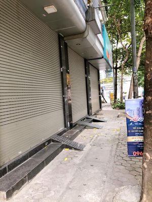 Nhà Phân Lô Mỗ Lao 52m 4 Tầng, Hà Đông Vỉa Hè OTO