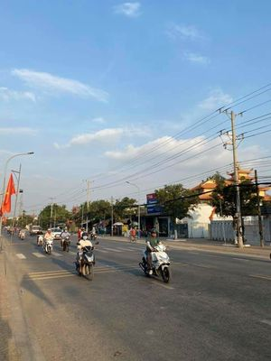 Bán nền mặt tiền Quốc lộ 91 Châu Thành xã Bình Hòa
