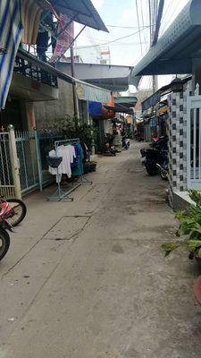 Nhà hẻm Nguyễn Du