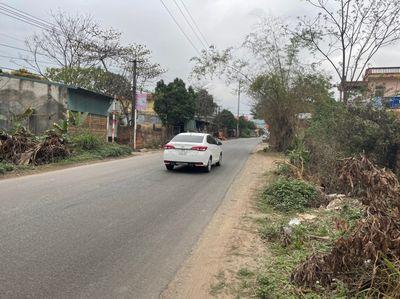 Cần bán đất Phú Cường, Sóc Sơn mặt đường 35