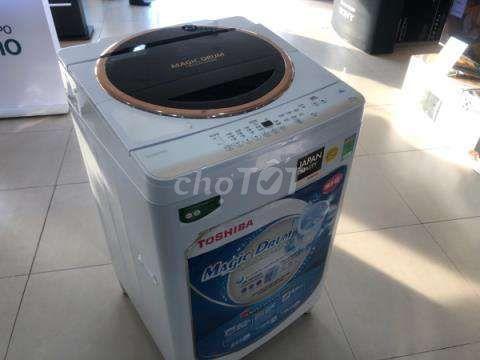 Máy giặt toshiba 10.5 kg bảo hành