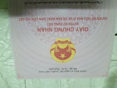 Đất Sổ Đỏ 150 m2 KQH Đông Nam Thủy An
