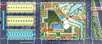 Căn hộ Gate 3,B15-20 view An Dương Vương giá 1,3tỷ