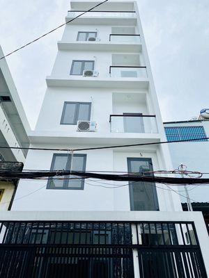 Phòng trọ cao cấp 25m2 Dương quảng hàm p5 gv