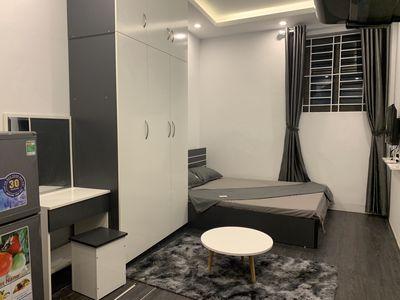 Bán toà nhà chung cư Mini 10 phòng full đồ, giá rẻ