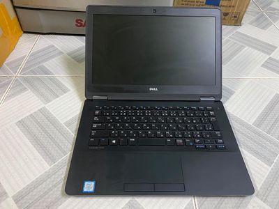 Dell latitude 7270 i5 6300u 8G SSD 256 nhỏ gọn 99%