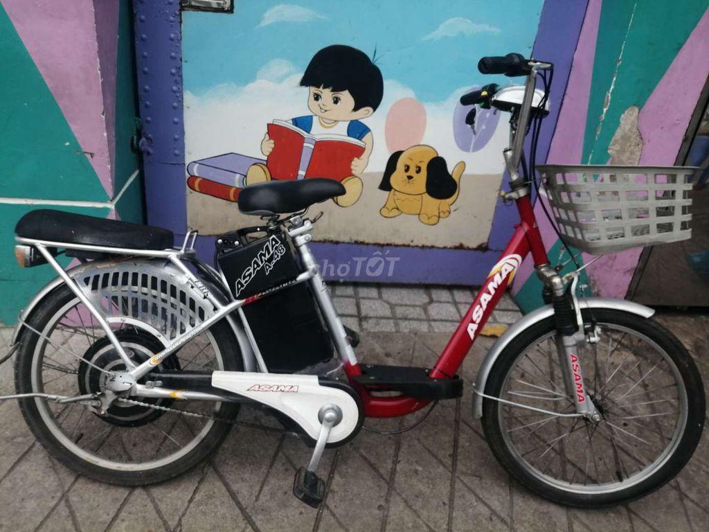 Bán xe đạp điện hiệu asama