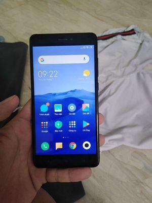 Xiaomi Redmi Note 4 màu đen ,nguyên zin, ram3