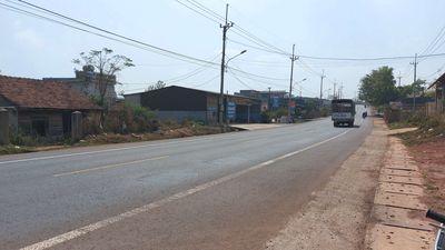 Đất mặt tiền trung tâm huyện đắk song,Ql14A