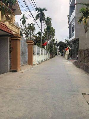 Bán lô đất 87m2 tại Minh Kha,Đồng Thái,An Dương