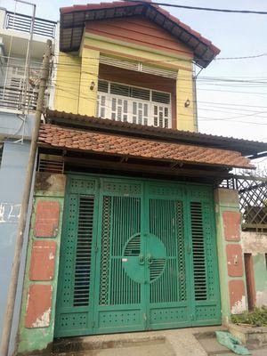 Bán gấp nhà 4x10m2 ở ngay đường Nguyễn thị Tú