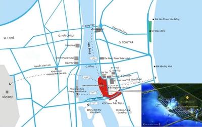 Bán nhà phố khu Euro Village - Sơn Trà, giá 9.4 tỷ