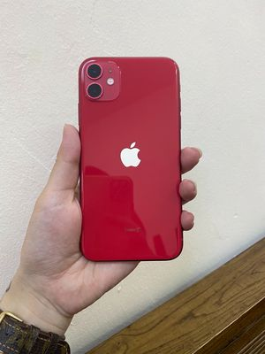 Apple iPhone 11 64 GB đỏ qte zin full cn