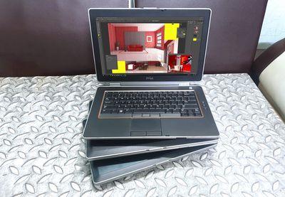 """Dell Latitude E6444_Core I5, 14"""", Vỏ nhôm,Học/Game"""