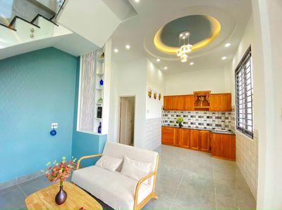 Bán nhà mới 100% hẻm nhánh cây gòn - Trần Nam Phú