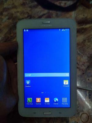 Samsung Galaxy tab 3..dùng 3g+wiffi mượt..pin tốt