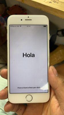 Tìm mua xác iPhone 6. 6P trắng iCloud